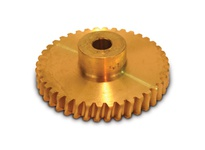 BOSTON 13458 Q1328 BRONZE WORM GEARS