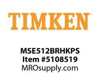 TIMKEN MSE512BRHKPS Split CRB Housed Unit Assembly