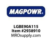 MagPowr LGBE90A115 SERIES E GLBL BRAKE 90V ENGL