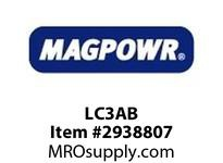 MagPowr LC3AB BRAKE 3 FT LB FAN