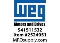 WEG S41511532 CFW09 DRIVER BD 180-240A 460V Drives