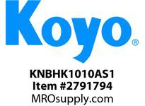 Koyo Bearing HK1010AS1 NEEDLE ROLLER BEARING