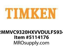 TIMKEN 2MMVC9320HXVVDULFS934 Ball High Speed Super Precision