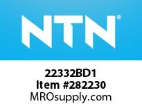 NTN 22332BD1 LARGE SIZE SPHERICAL BRG