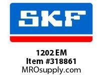 SKF-Bearing 1202 EM