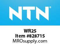 NTN WR25 NEEDLE ROLLER BRG(OTHERS)