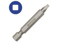 "IRWIN 3522311C #2 Square Recess Power Bit 6"" OAL 1"