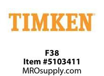 TIMKEN F38 Split CRB Housed Unit Component