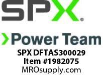 SPX DFTAS300029 LDF30 RH S/PLATE ASSY (HEAD 8)