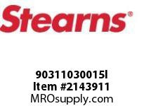 STEARNS 90311030015I TAPER BUSHING 1-3/8 BORE 8023055