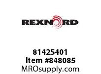 REXNORD 81425401 WHA8505-12 MTW WHA8505 12 INCH WIDE MOLDED-TO-WIDT