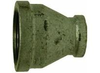 MRO 64431 3/8 X 1/8 GALV REDUCNG COUPLNG