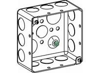 Orbit D4SDB-50 4S DRAWN BOX 2-1/8^ DEEP 1/2^ KO
