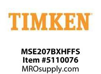 TIMKEN MSE207BXHFFS Split CRB Housed Unit Assembly