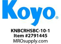 Koyo Bearing CRHSBC-10-1 NRB CAM FOLLOWER