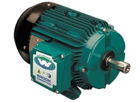 Brook Crompton BA2M025-4D 25HP 3600RPM 230/460V Aluminum IEC 160L D Flange - With Feet