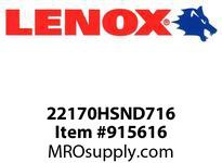 Lenox 22170HSND716 NUT DRIVER-7/16 HOLLOW SHAFT NUT DRIVER-7/16 HOLLOW SHAFT NUT DRIVER- HOLLOW SHAFT NUT DRIVER-7/16 HOLLOW SHAFT NUT DRIVER-
