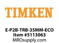 TIMKEN E-P2B-TRB-35MM-ECO TRB Pillow Block Assembly