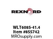 REXNORD WLT6085-41.4 LT6085-41.4 LT6085 41.4 INCH WIDE MATTOP CHAIN