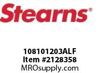 STEARNS 108101203ALF SVR-BRAKE ASSY-STD 283180