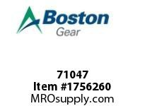 Boston Gear 71047 CVB-12 CLEVIS BRACKET 3/4