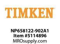 TIMKEN NP658122-902A1 TRB Single Assembly 24-36 OD