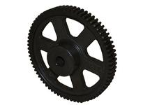 C860 Spur Gear 14 1/2 Degree Cast Iron