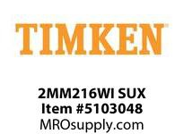 TIMKEN 2MM216WI SUX Ball P4S Super Precision