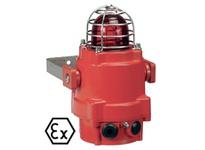 Pfannenberg 31110104000 BExBG 15-E 230V AC AM Explosive Area 1 Hz Flashing Xenon Strobe Beacon 15 Joules 230 VAC Ex-F