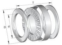 INA RCT17 Thrust roller bearing