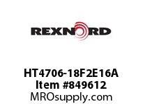 REXNORD HT4706-18F2E16A HT4706-18 F2 T16P N1.375 HT4706 18 INCH WIDE MATTOP CHAIN WI