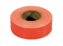IRWIN 65602 TAPE 150 FLSCNT ORNG FLAGGING