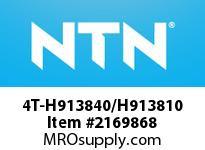 NTN 4T-H913840/H913810 TAPERED ROLLER BRG