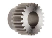 Boston Gear 46221 YJ21-1 1/8 DIAMETRAL PITCH: 6 D.P. TEETH: 21 PRESSURE ANGLE: 20 DEGREE