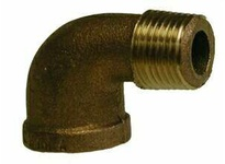 MRO 44170 3 BRONZE STREET ELBOW