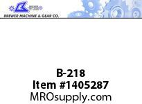 BREWER B-218 TORRINGTON BRG FOR TM22 & TM44