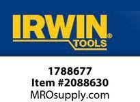 """IRWIN 1788677 TAP 1/2""""-20NF BOTTOM"""