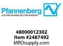 Pfannenberg 48000012302 Remote Control Pad Chiller Accessory