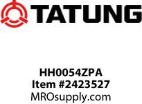 Tatung HH0054ZPA 5 HP 1800 RPM 213VP FRAME NEMA Premium 6.5 F/L AMPS 89.5 NOM> TEFC VSS High Thrust P Based 60hz 2
