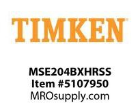 TIMKEN MSE204BXHRSS Split CRB Housed Unit Assembly