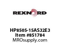 REXNORD HP8505-15AS32E3 HP8505-15 3AS-T32P HP8505 15 INCH WIDE MATTOP CHAIN WI