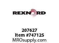 REXNORD 207627 5796 LKWSHR SPRNG .62 MED