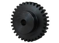 S440 Degree: 14-1/2 Steel Spur Gear