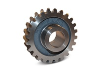 BOSTON 13374 D1614A C. I. WORM GEARS