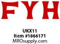FYH UKX11 INSERT BEARING MEDIUM DUTY