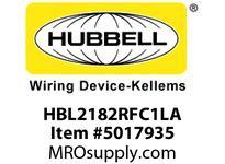 HBL_WDK HBL2182RFC1LA RF CTRL HGR SPLT CIRC 20A 5-20R LA