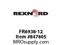 REXNORD FR6938-12 FR6938-12 FR6938 12 INCH WIDE MATTOP CHAIN WI