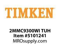 TIMKEN 2MMC9300WI TUH Ball P4S Super Precision