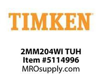 TIMKEN 2MM204WI TUH Ball P4S Super Precision