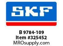 SKF-Bearing B 9784-109